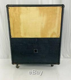 Mesa/Boogie Vintage Vertical 2x12 Speaker Cabinet with Warehouse Speakers