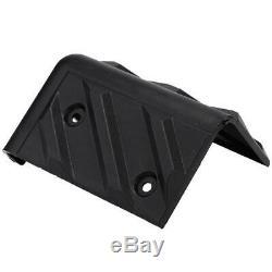 Metal/Plastic Corner Protector Wrap Angle for Speaker Cabinet Guitar Amplifier