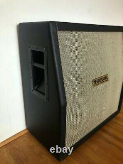 Metropoulos Amplification True Replica 4x12 Speaker Cabinet Metro for Guitar Amp