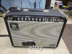 Music Man 112 RD Sixty-Five Guitar Amplifier Tone Tubby Alnico Red Speaker READ