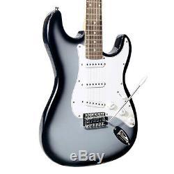 New PEGKT15GS Beginner Electric Guitar With Amplifier Speaker & Bag Package