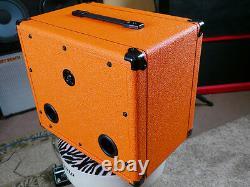New! Son Set Beach 1x10 Black Orange (or Choose) BASS Speaker Cab SSB110-Bass