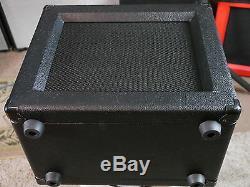 New! Son Set Beach 1x10 Black Orange (or Choose) Guitar Speaker Cab UN-LOADED