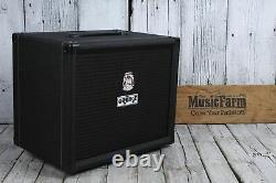 Orange OBC-112 Electric Bass Guitar Amplifier Speaker Cabinet 1x12 Amp Cab Black