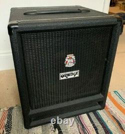 Orange SP212 2 x 12 Isobaric Bass Speaker Cab in Black 600w SP 212 (#1)