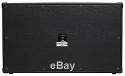 PEAVEY 212 Extension Cabinet 80 Watt RMS 2x12 Speakers Guitar Amplifier Amp