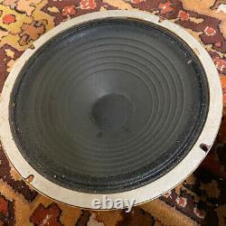 Pair 2x Vintage 1971 1972 Celestion T1927 Marshall 10 Speaker Drivers Original