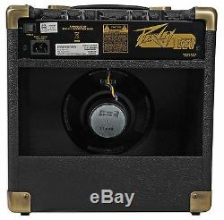 Peavey Ecoustic 20w Acoustic Guitar Amplifier Combo Amp with 2-Channels+8 Speaker