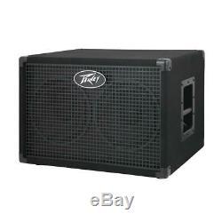 Peavey Headliner 210 Bass Guitar Speaker Cabinet, Single #03008680