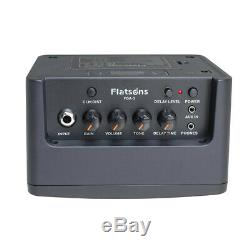 Portable Mini Guitar Amplifier Speaker Music Speakers