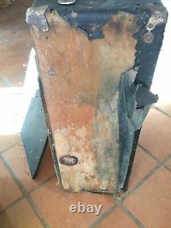 Set Of 2 Fender Bassman Speaker Cabinet64 or 65 Look OriginalTestedRead All