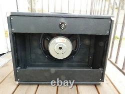 Speaker cabinet with 15 JBL speaker, designed for Fender Dual Showman Reverb