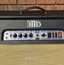 THD Bivalve 30 Watt Class A Combo With Alnico Gold Speaker