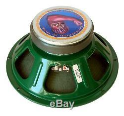 Tone Tubby 12 40/40 Ceramic Hemp Cone Guitar Speaker 8 ohm NEW with Warranty