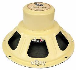 Tone Tubby 12 Organic Alnico Hemp Cone Guitar Speaker 8 ohm NEW with warranty