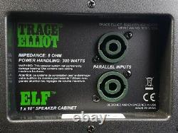 Trace Elliot ELF 1x10 300-Watt Bass Amp Compact Extension Speaker Cabinet NEW