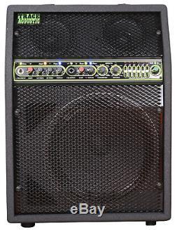 Trace Elliot TA 300 Acoustic Guitar Combo 300W Amp 12 & 5 Speakers Amplifier