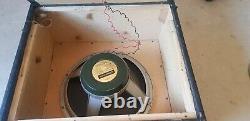 UK 1970 Celestion 100W G18C Greenback 18 inch guitar bass speaker Eminar Cabinet