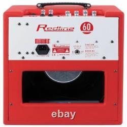VHT AV-RL-60R Redline 60 Watt 2-Channel Combo Amplifier, Reverb, 12 Speaker