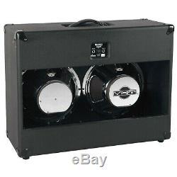 VHT AV-SP-212VHT Special 6 Open-Back Speaker Cabinet withChromeBack Speakers, 2x12