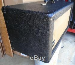 VINTAGE 1968 MAESTRO By GIBSON 2x10 CTS SPEAKERS, PLUS 50 WATT SLAVE AMP INSIDE