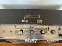 VINTAGE Gibson Scout Amp GA-17RVT/10 Speaker/Original Reverb, Tremelo, Speaker