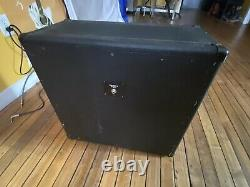 VOX 4x8 pathfinder guitar Cabinet 8 Ohms 4 x 8 speaker #576 of 750 FREE SHIPPING