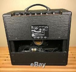 VOX Pathfinder 15R V9168R Guitar Amp Speaker with Reverb & Tremolo 20W TESTED