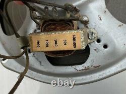 Vintage 1950s Jensen Alnico 5 Standard Series 8 Speaker for Guitar Amp