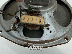 Vintage 1950s Jensen Alnico 5 Standard Series 8 Speaker for Guitar Amp #2