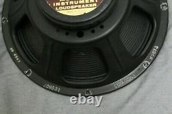 Vintage 1960s Fender Jensen C12NA 12 Guitar Speaker