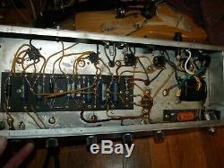 Vintage 1962 Fender brownface Princeton tube Guitar Amplifier with12 speaker