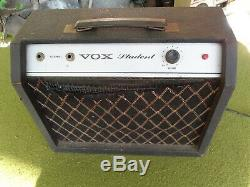 Vintage 1965 VOX Student Guitar AMP / Speaker
