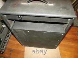 Vintage 1973 Alamo 2566 Fury bass/guitar Tube Amplifier 15 speaker VG+