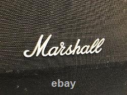 Vintage 1980's Marshall 2551AV Silver Jubilee 4x12 Slant Speaker Cab Circa 1987