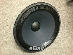 Vintage Ampeg Portaflex B-18, B-18x 18 Cleveland Cletron Speaker