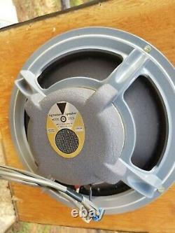 Vintage Hilton Speaker w JBL D123
