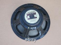 Vintage Jensen C12N Special Design Guitar Speaker J2