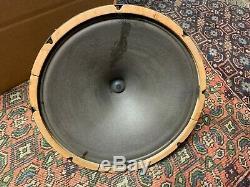Vintage Jensen ST-600 Curved Cone 15 Speaker for Guitar Tube Amplifier