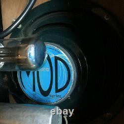 Vintage Kay guitar Amplifier with new Speaker 3 prong plug