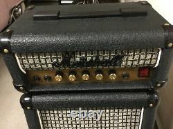 Vintage Marshall Mini Full Stack Lead 12 /3005 Celestion Speakers