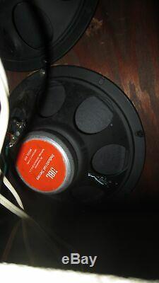 Vintage Original Maestro GA-45T Combo Amplifier Original White Tolex JBL Speaker