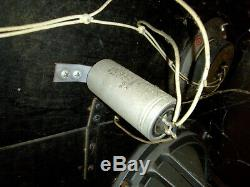 Vintage Verstärker Amp Guitar speaker Box Goodmans Power AUDIOM 81 England 60s