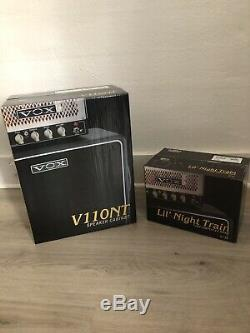 Vox Lil Night Train Tube Amp Head & Speaker Cabinet (NT2H Set) New Open Box