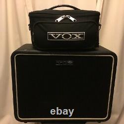 Vox (PACKAGE) Night Train NT15H Tube Head (EX) / Vox V112NT Greenback Speaker