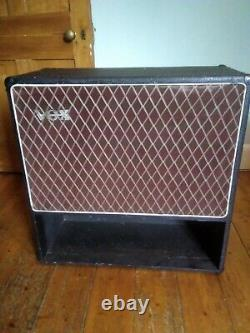 Vox Vintage 2x12 Speaker Cab Celestion Loaded G12T 75S great Sounding Speaker