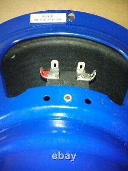 Weber 12 inch Alnico Blue Dog speaker