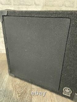Yamaha MS50DR Monitor Speaker Subwoofer 145W / Amp Accessory