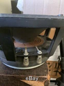 1 X Evm 12l Electro Voice 200 Watt Haut-parleur Ev-12l Mesa Boogie Euc Sh Gratuit