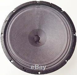 12 Alnico 25 Vor Watts Guitar Speaker 16 Ohms Nouveau Stock Jensen P12r Upgrade